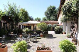 Area estiva Ristorante Olimpo | Brescia