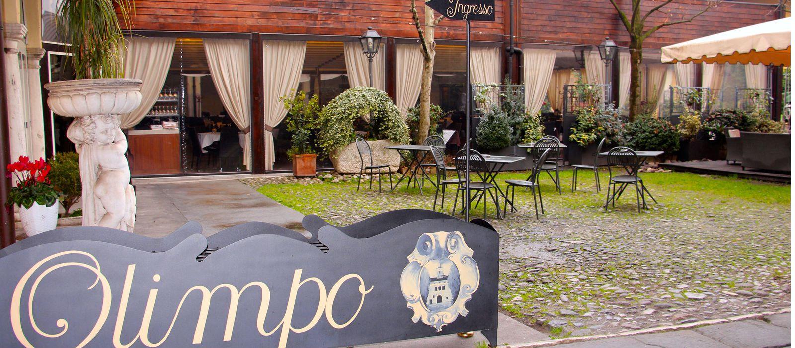 Ingresso | Ristorante Olimpo - Brescia