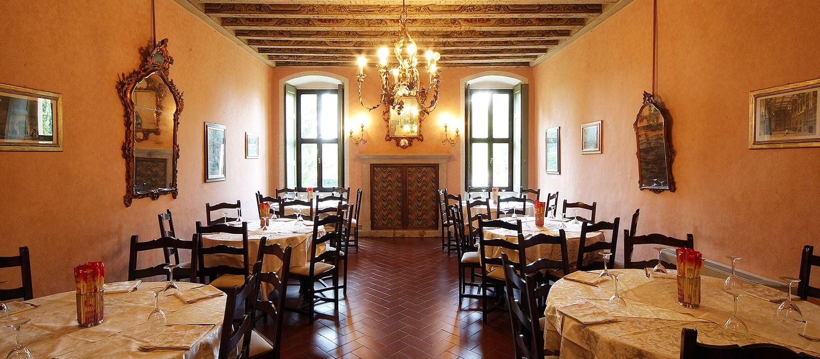 Interno | Ristorante Olimpo - Brescia