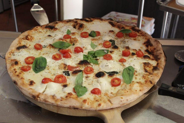 Pizza al tagliere | Ristorante Olimpo - Brescia