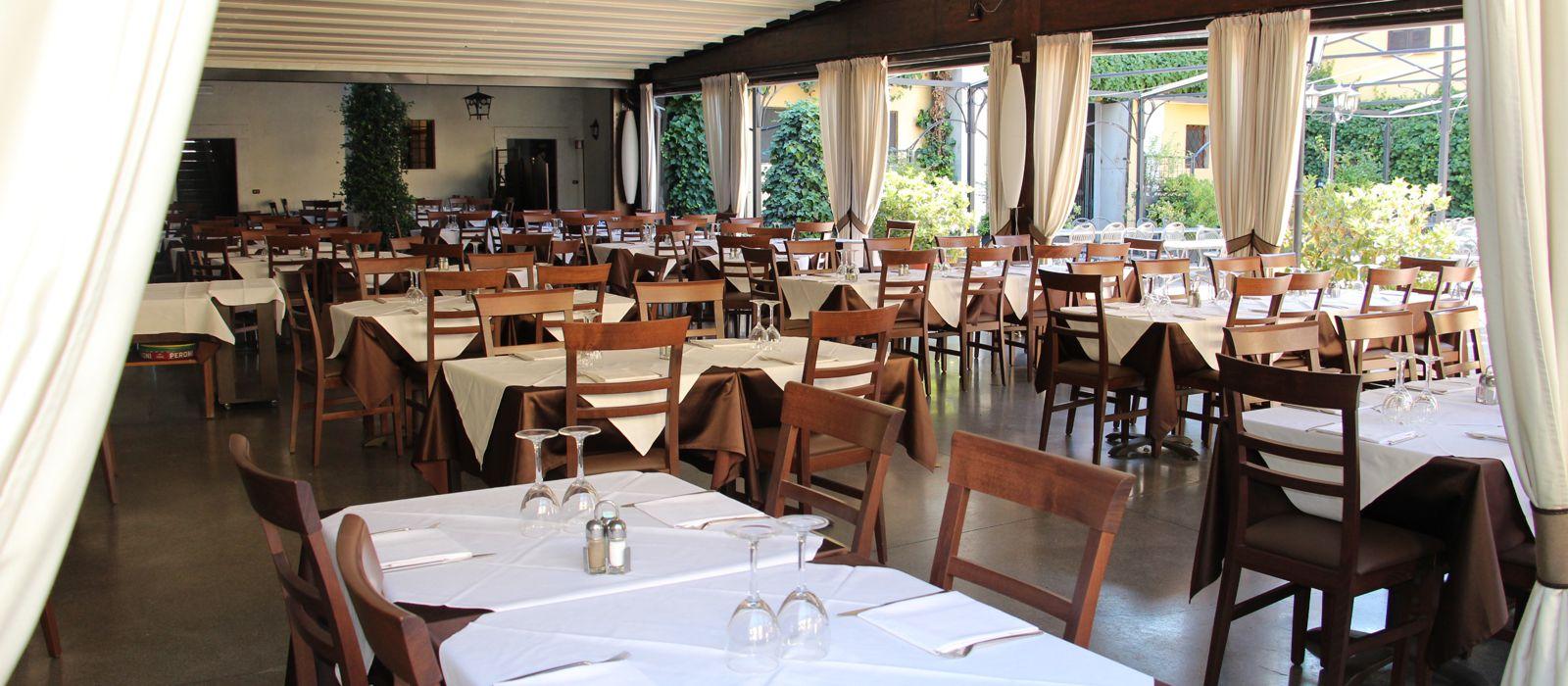 Veranda | Ristorante Olimpo - Brescia