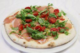 Pizza Olimpo del Ristorante Olimpo di Brescia