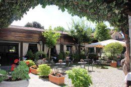 Esterno | Ristorante Olimpo Brescia