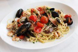 Spaghetti Olimpo
